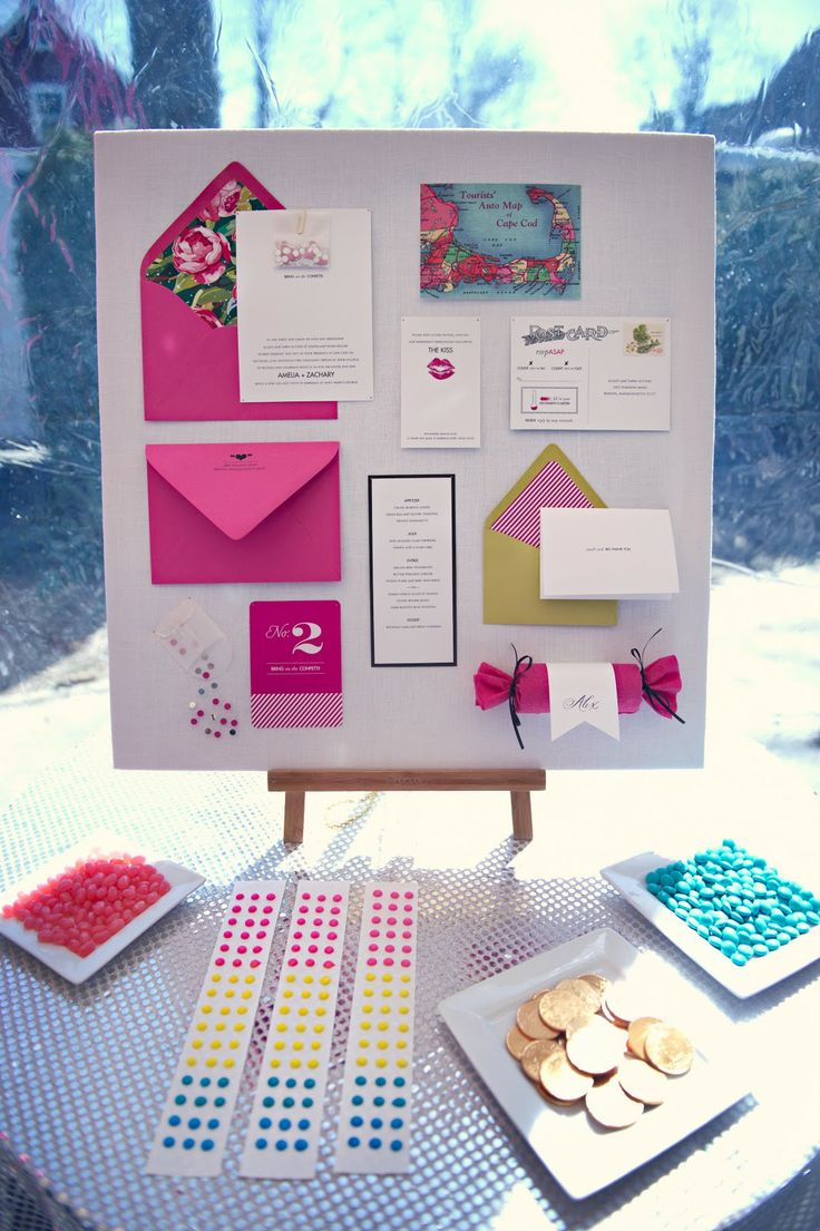 kate spade inspired wedding paper suite (i'm dying so hard right now)