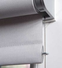 Need to do this for velux roman blinds..