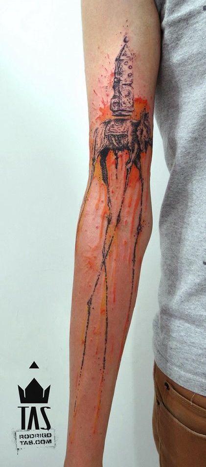 72 best dali tattoos images on pinterest salvador dali for Inked temptations tattoo studio