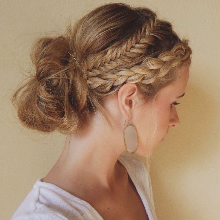 Best 25 grecian hairstyles ideas on pinterest grecian hair this is my friend mary catherine shes famous pmusecretfo Image collections