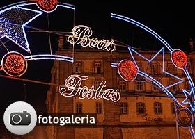 Iluminaçoes de Natal em Vila do Conde