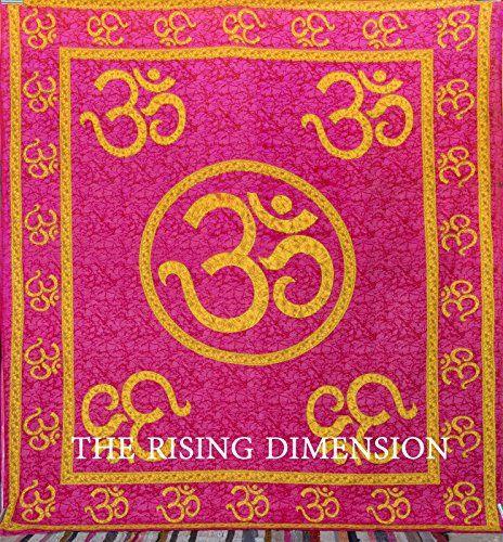 The Rising Dimensions Om Tapestry Mandala Tapestry Psychedelic Tapestry, Mandala Tapestry , Om Hippie Mandala Tapestries The Rising Dimensions http://www.amazon.com/dp/B00SR4D52Q/ref=cm_sw_r_pi_dp_ClGXub013NGEG