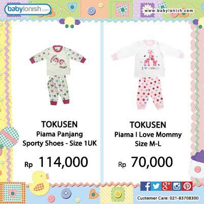 Dapatkan berbagai keperluan anak Anda hanya di www.babylonish.com  Lengkap cepat hemat
