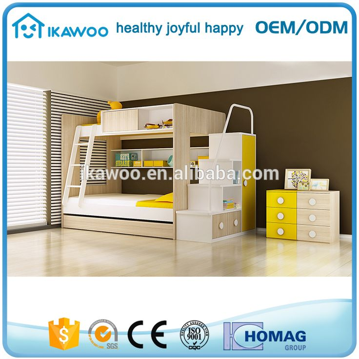 IKAWOO(ikazz)home use cheap modern bunk beds for kids for sale, View cheap bunk beds, IKAWOO Product Details from Foshan IKAWOO Furniture Co., Ltd. on Alibaba.com