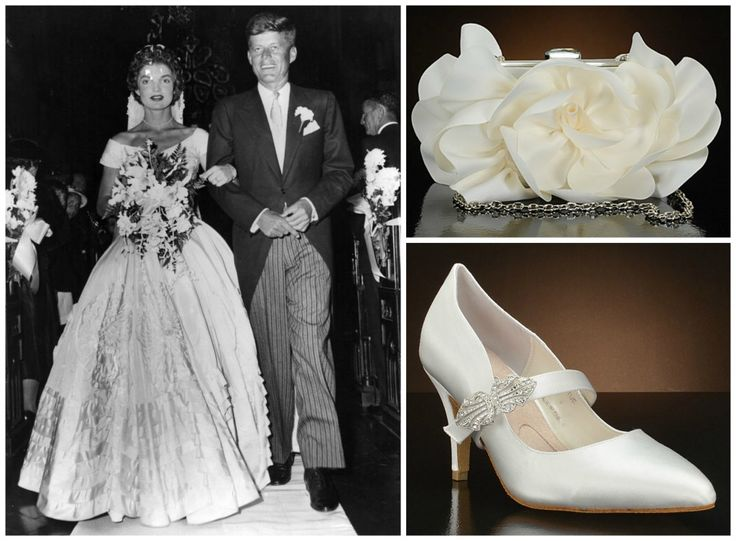 16 best Jackie Kennedy Wedding Style Inspiration images on ...