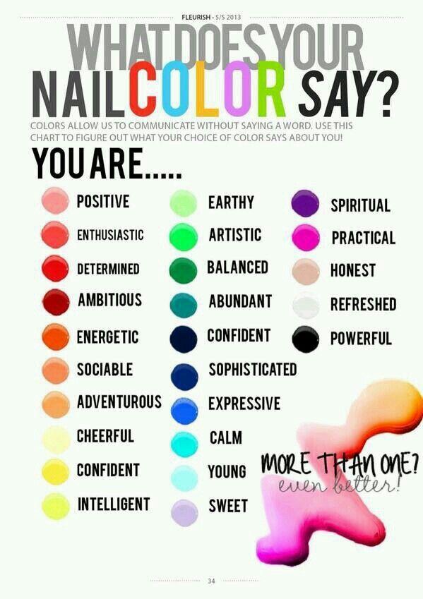 Color de uñas