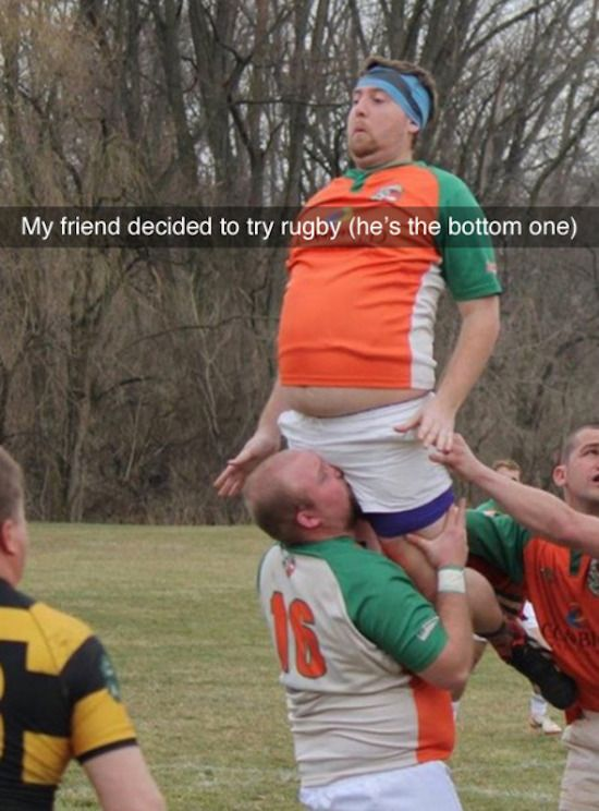 The Best Funny Pictures Of Today's Internet  #funny #pictures #photos #pics #humor #comedy #hilarious #joke #jokes #rugby #sport #sports