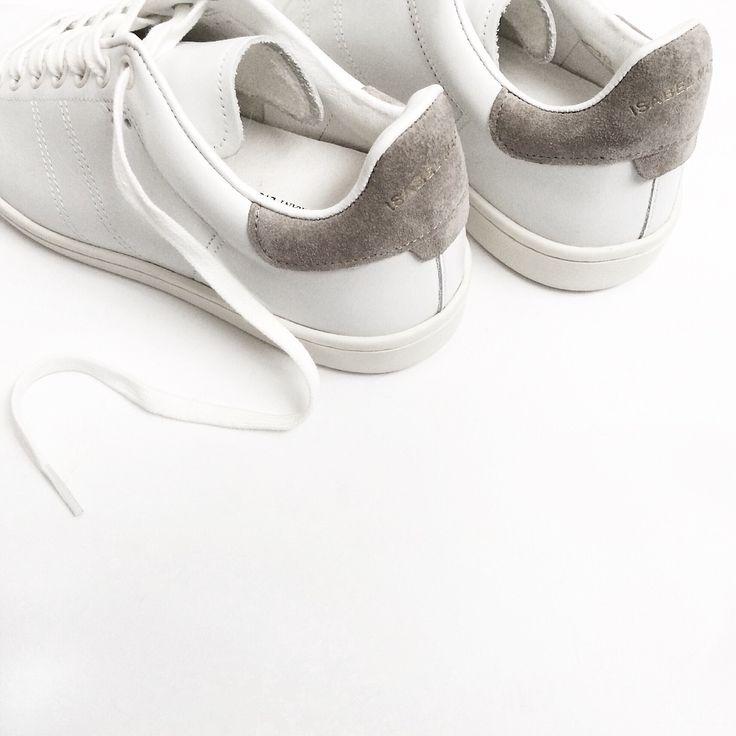 MINIMAL + CLASSIC: figtny.com | Isabel Marant Bart Sneakers | Minimal Clean lines