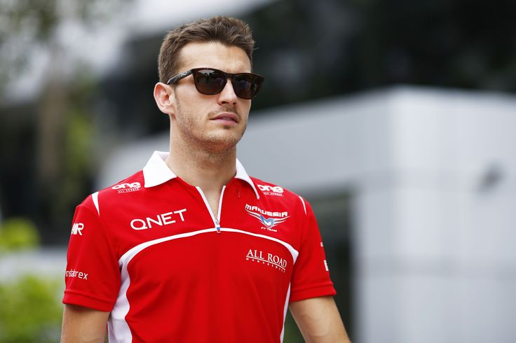 Jules Bianchi (1989 - 2015). Our deepest condolences and thoughts are with Jules Bianchi's family and friends and everyone at Manor F1 team during this difficult time. May he rest in peace.