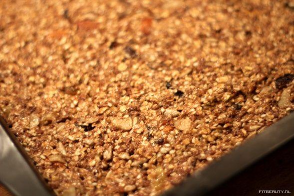Recept: Zelf Muesli Repen Maken – suikervrij