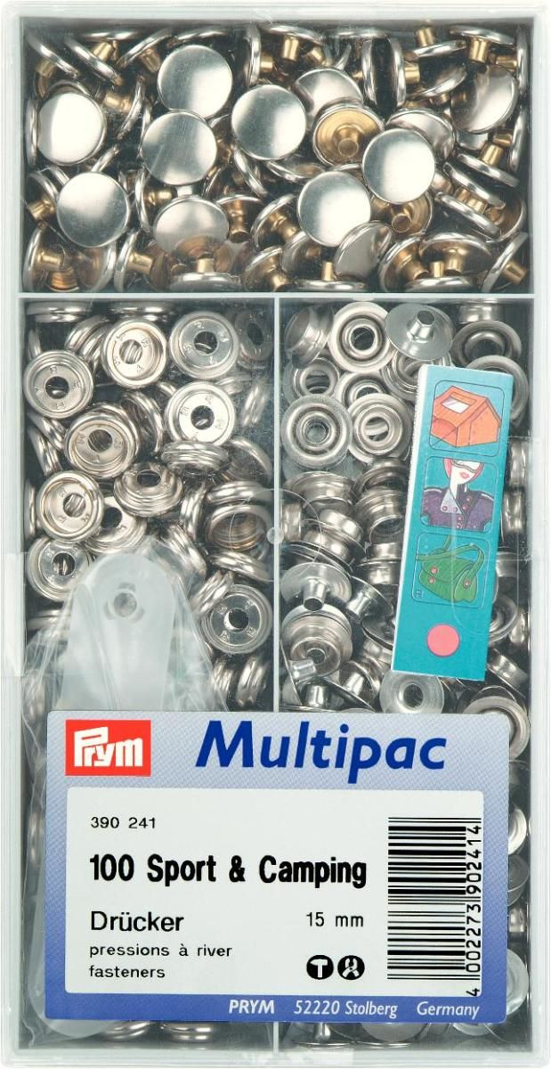 multipac Sport en Camping 15mm