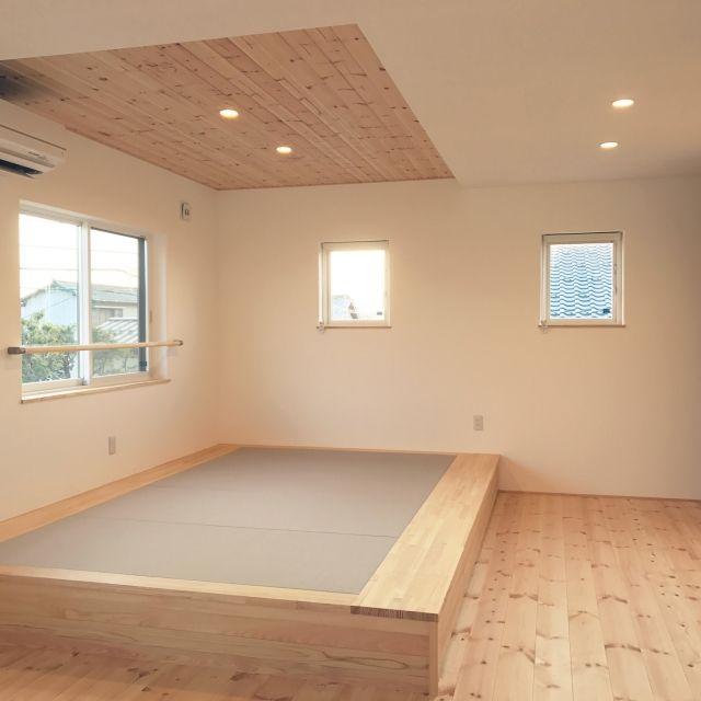 Yukiさんの、入居前,初投稿,畳の小上がり,ベッド周り,のお部屋写真