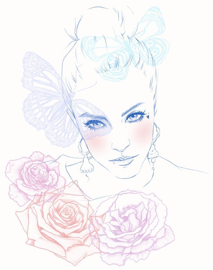 Joanna Henly(Miss Led)... | Kai Fine Art