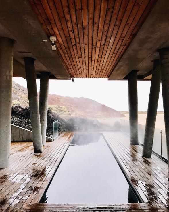 27 Outdoor Hot Springs, Tubs & Pools To Warm Up Your Winter Travels | ION Luxury Adventure Hotel