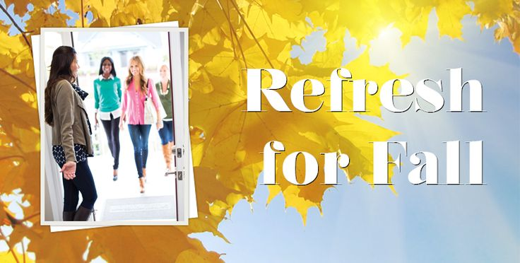 Refresh for Fall 10/07/15