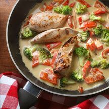 chicken in pepper sauce - 9points