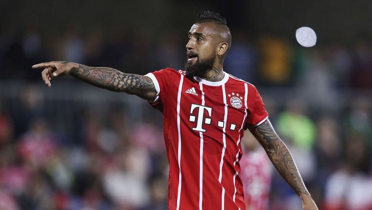 Manchester United and Chelsea Target Arturo Vidal Rumoured to Have Been Told He Can Leave Bayern