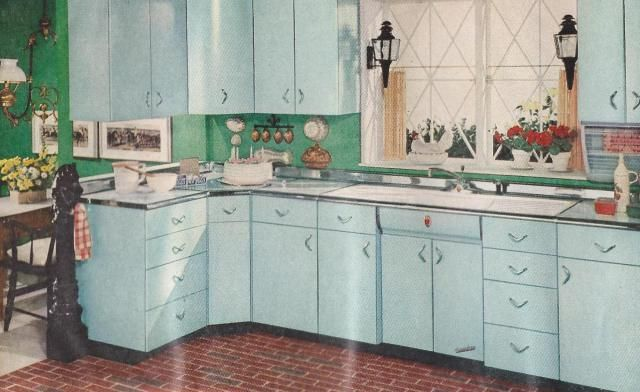 1000 ideas about 1950s kitchen on pinterest vintage for 1950s retro kitchen ideas