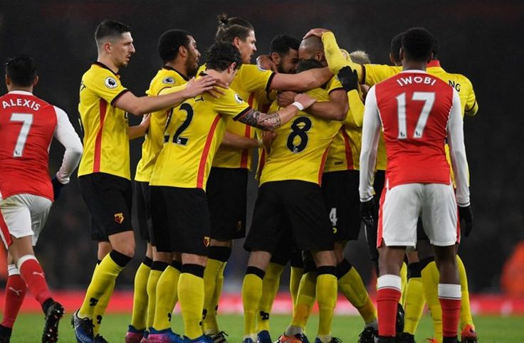Liga Inggris: Di Kandang, Arsenal Takluk dari Watford -  https://www.football5star.com/liga-inggris/liga-inggris-di-kandang-arsenal-takluk-dari-watford/