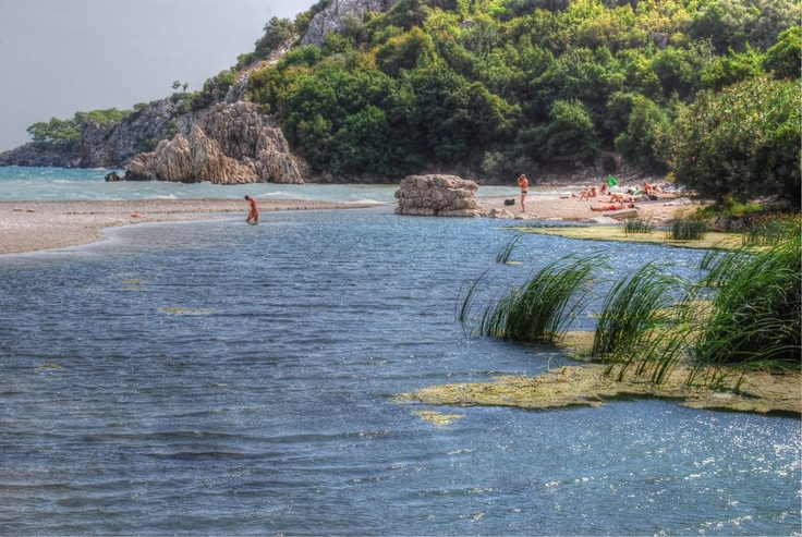 Olypos and Cirali are both great destinations for a holiday on the Mediterranean coast of TURKEY!