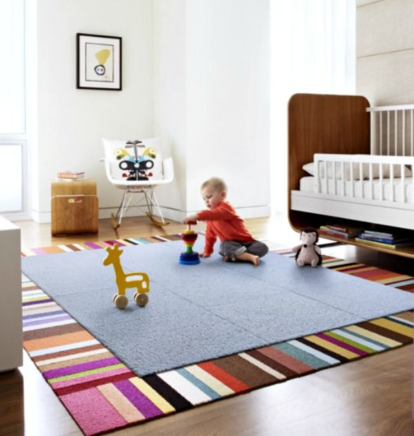Fleece And Thanks Rug For Toddlers Perfect Abby S New Playroom Redo