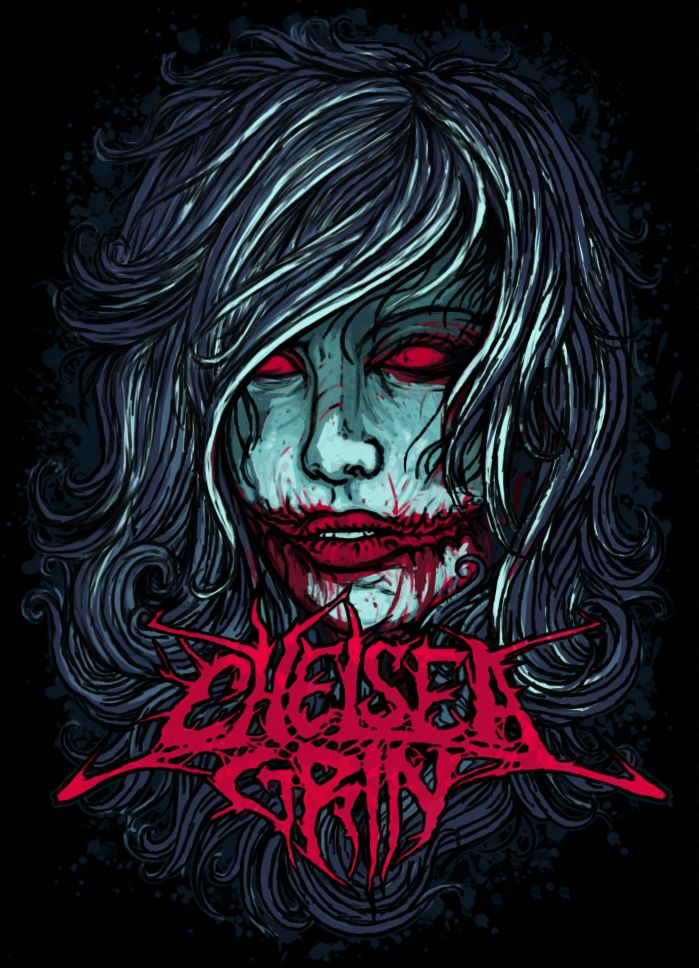 14 best images about chelsea grin on Pinterest | Cats ...