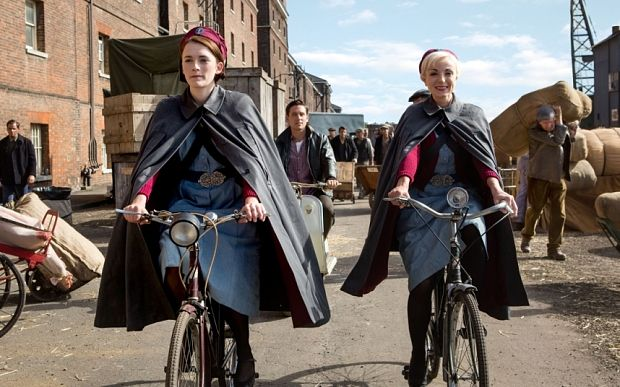 Call the Midwife, series 5 episode 1, review: 'sensitively handled'