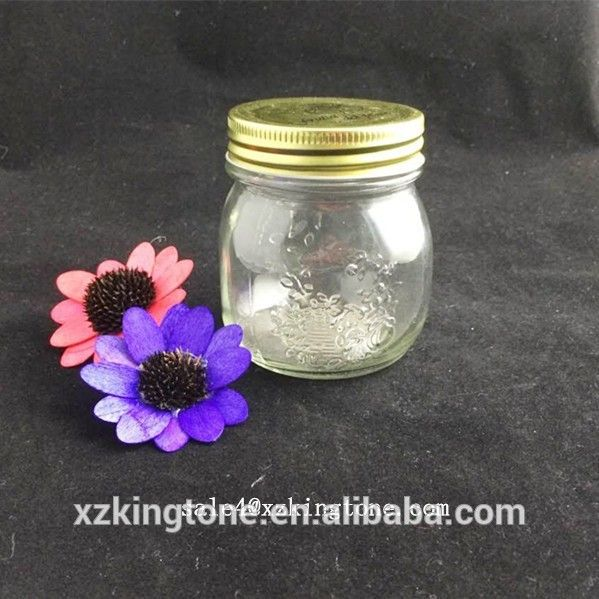 fancy bulk 10 oz glass mason jar for food canning glass jars for sale