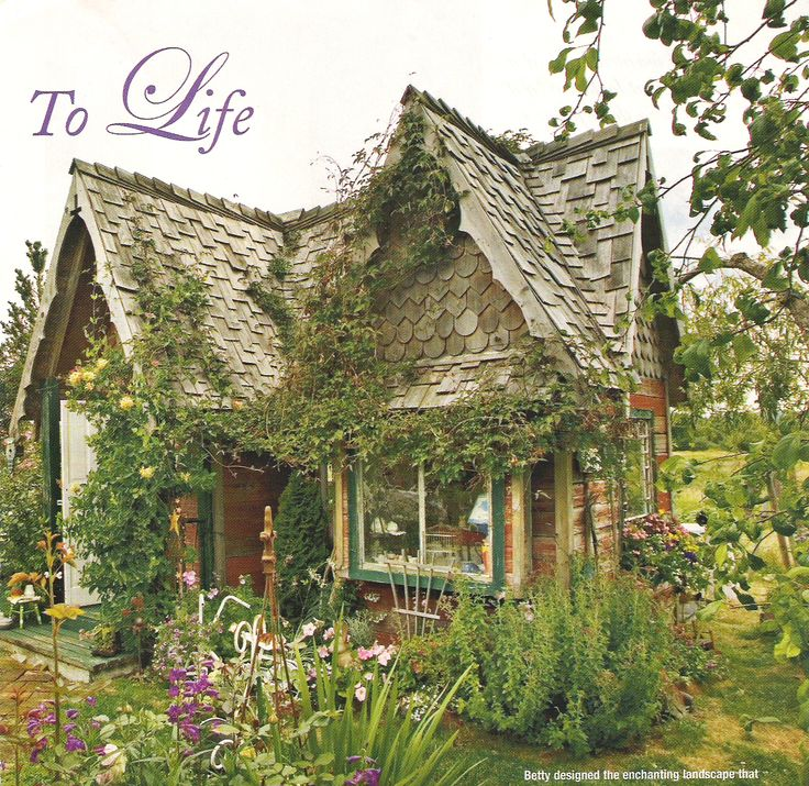 1000 ideas about witch cottage on pinterest witch house for Witches cottage house plans