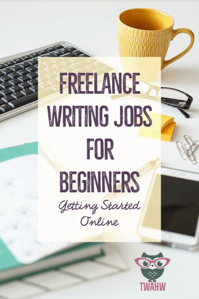 Great tips for beginners to find freelance writing jobs online