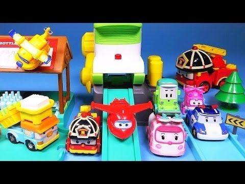 Transformers Tobot Robot Car Gyrozetter Toys 2