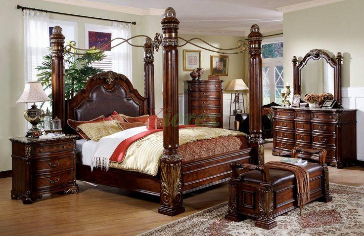 Canopy Bedroom Sets Queen - http://behomedesign.xyz/canopy-bedroom-sets-queen/
