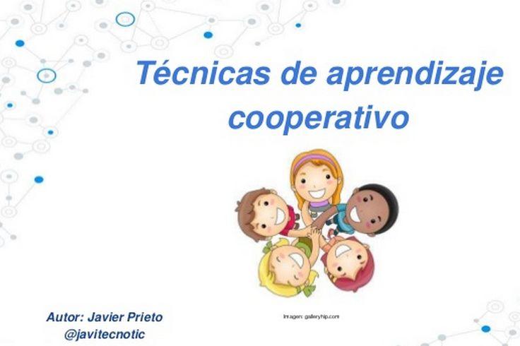 Crea y aprende con Laura: Técnicas de aprendizaje cooperativo. Javier Prieto...