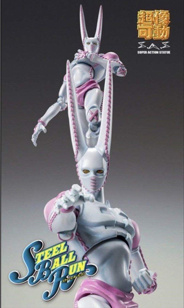 Funny Valentine Steel Ball Run JoJo/'s Bizarre Adventure Medicos Japan Figure