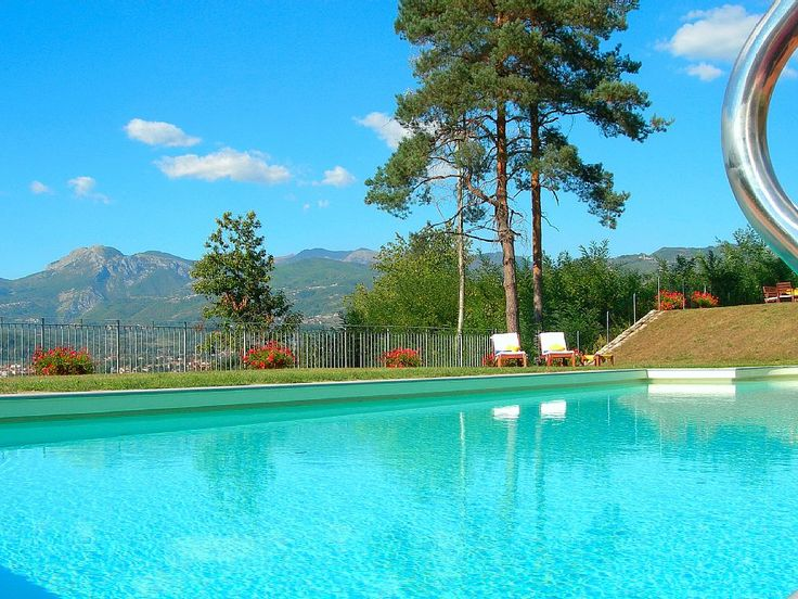 Castelnuovo di Garfagnana Vacation Rental - VRBO 1630418ha - 7 BR Lucca Province Villa in Italy, Fabulous Luxury Villa with Heated Hydro Pool an Easy Walk from Fine Market Town