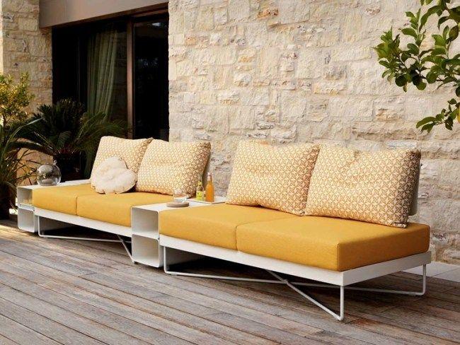 25+ beste ideeën over Gartensofa rattan op Pinterest - Rattan sofa - rattan gartenmobel gunstig