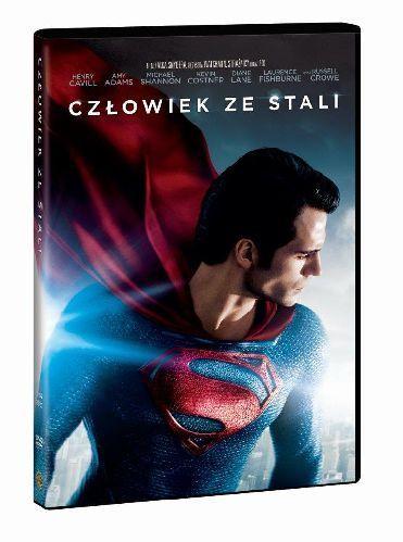 """""""Człowiek ze stali"""", jeden z największych hitów filmowych 2013 roku już na DVD w Empikach i na Empik.com!"""