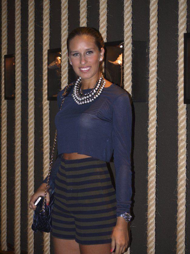Midnight blue look- Rita Melo Pinto