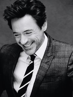 Robert Downey Jr. (Iron Man // Sherlock) nice to look at AND I love his deep voice....acting ain't bad either