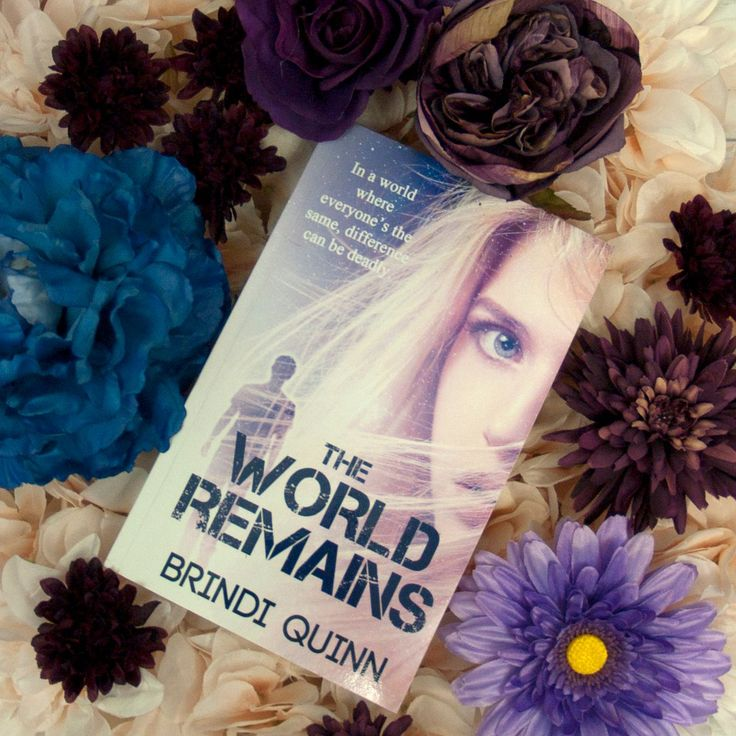 I just finished this one last week, and I loved it!  #bookstagram #booklove #bookworm #reader #bookphoto #bookish #bookblogger #coverlover #lovebooks #bookobsessed #bookaddict #bookart #bookphotography #bookshelves #bookgram #readinglist #brindiquinn #theworldremains  @brindiquinn