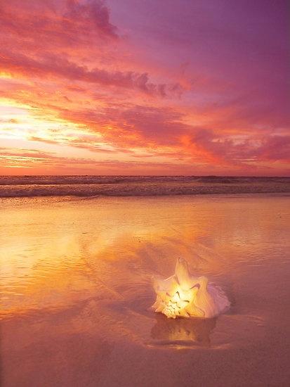 Twilight at Mullaloo Point Beach Western Australia by CarlyMarie.