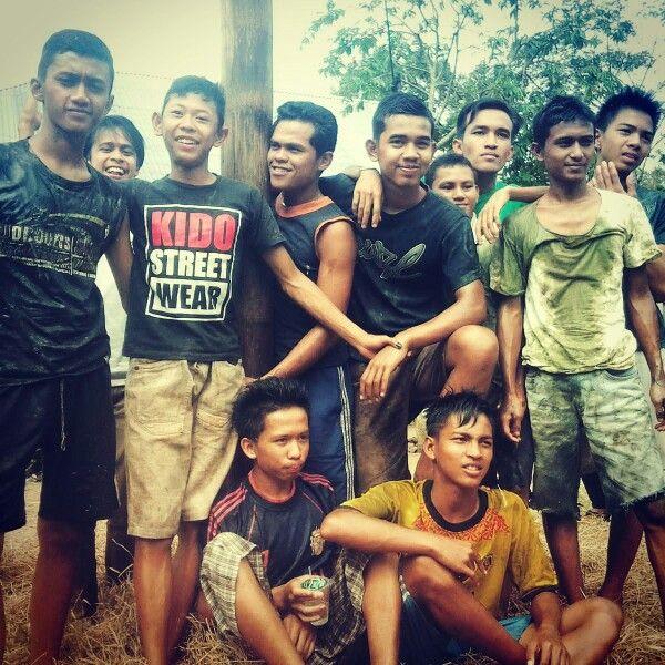 Panjat Pinang Boge 2013