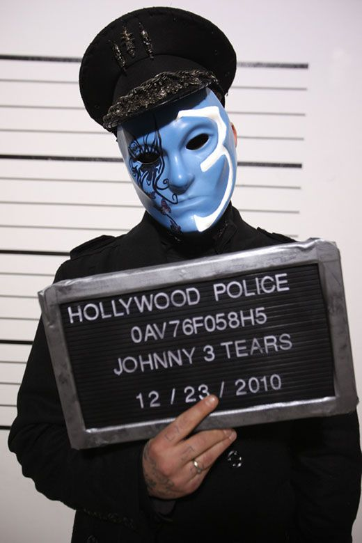 Johnny 3 Tears From Hollywood Undead | Johnny 3 Tears - Hollywood Undead Wiki
