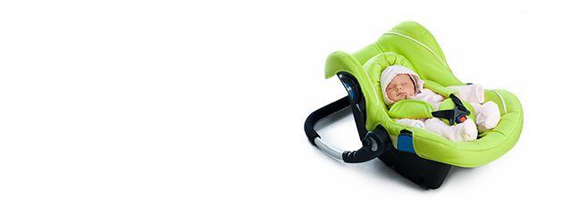 Sicher unterwegs! Bei uns findest du Babyschalen, Autositze und Sitzerhöhungen von renommierten Herstellern wie Cybex, Römer oder Maxicosi - zu stark reduzierten Preisen! Schaut einfach mal rein und überzeugt euch selbst!