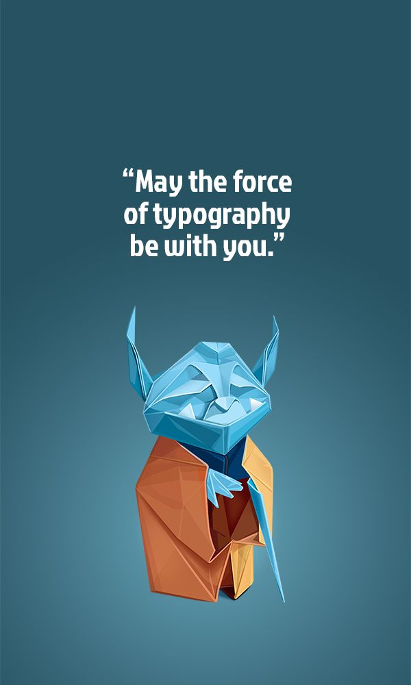 WebDesign Guru Knows Everything: May the Force of Typography Be with You. http://www.templatemonster.com/infographics/web-design-trends-years-2004-2014.php?utm_source=pinterest&utm_medium=tm&utm_campaign=Infogr #starwars #yodaquotes