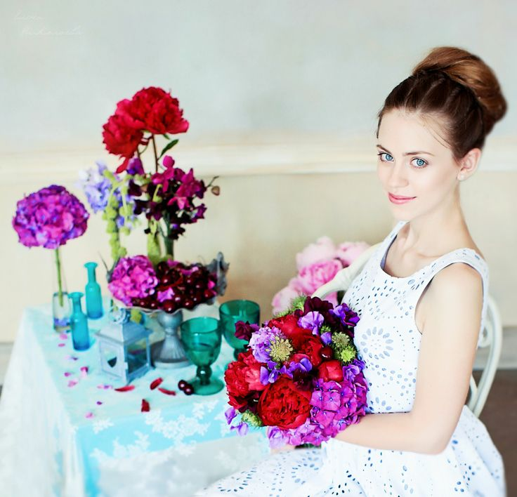 http://lflowersstudio.com/ floristic and decor in vintage style
