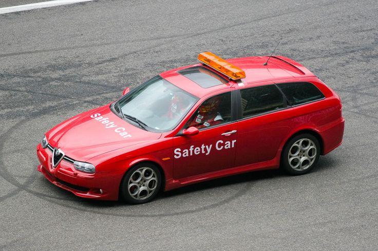Alfa 156 GTA Sportwagon Safety