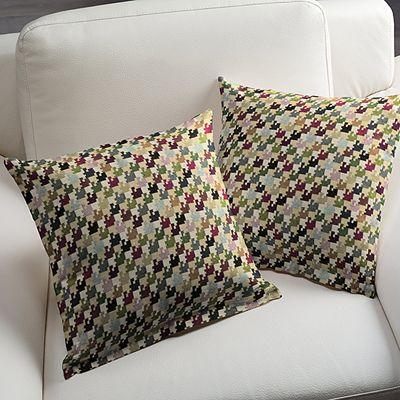 Gobelin Pop Hundtand 2 - Bomull - Polyester - Polyakryl - färgmix