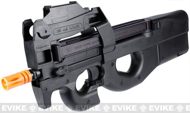 Classic Army Sportline CA90 P90 Airsoft AEG Value Package