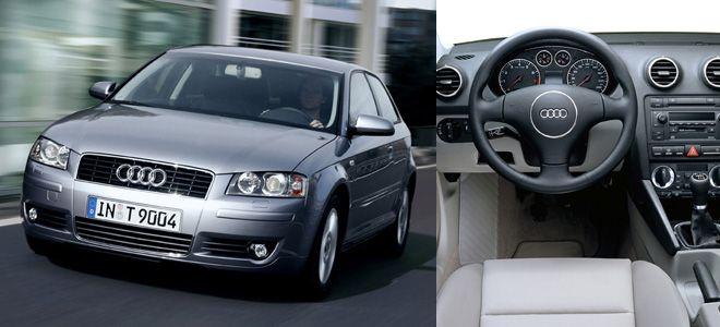 アウディA3 3.2クワトロ  クールに見えて中身はワイルド。DSG搭載のプレミアムコンパクト  維持費 http://greeco-channel.com/car/brd/volkswagen/golf-15/